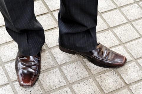 甲が薄くて靴が合わない?甲が痛い?そんな人は甲パッドを試して
